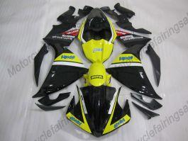 YZF-R1 2009-2011 Injection ABS Fairing For Yamaha - MOTUL - Black/Yellow