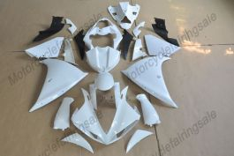 YZF-R1 2012-2013 Injection ABS Unpainted Fairing For Yamaha - Others - White