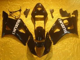 GSX-R 1000 2003-2004 K3 Injection ABS Fairing For Suzuki - Others - All Black