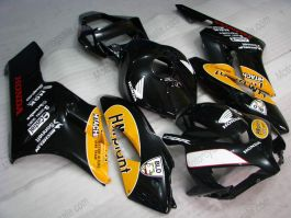 CBR1000RR 2004-2005 Injection ABS Fairing For Honda - HM plant - Black