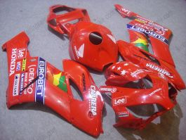 CBR1000RR 2004-2005 Injection ABS Fairing For Honda - Lee - Red