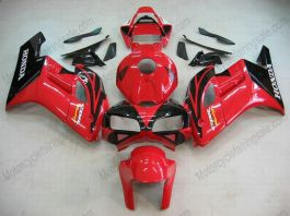 CBR1000RR 2004-2005 Injection ABS Fairing For Honda - Others - Red/Black