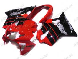 F4 1999-2000 Injection ABS Fairing For Honda CBR600 - Others - Red/Black