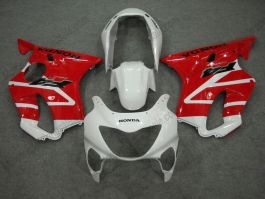 F4 1999-2000 Injection ABS Fairing For Honda CBR600 - Others - White/Red