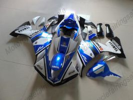 YZF-R1 2012-2014 Injection ABS Fairing For Yamaha - Factory Style - Blue/White