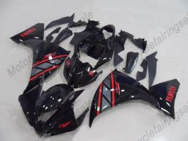 YZF-R1 2012-2014 Injection ABS Fairing For Yamaha - Factory Style - Red/Black