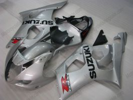 GSX-R 1000 2003-2004 K3 Injection ABS Fairing For Suzuki - Others - All Gray