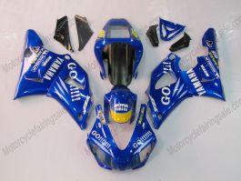 YZF-R1 1998-1999 Injection ABS Fairing For Yamaha - GO!!!!! - Blue