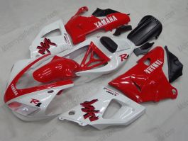 YZF-R1 1998-1999 Injection ABS Fairing For Yamaha - Others - White/Red