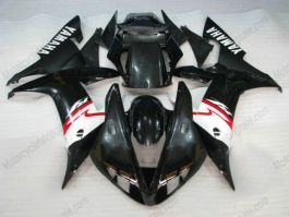 YZF-R1 2002-2003 Injection ABS Fairing For Yamaha - Others - Black