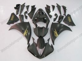 YZF-R1 2009-2011 Injection ABS Fairing For Yamaha - Others - All Black(matte)